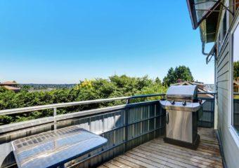Gasgrill auf dem Balkon – 8 Tipps