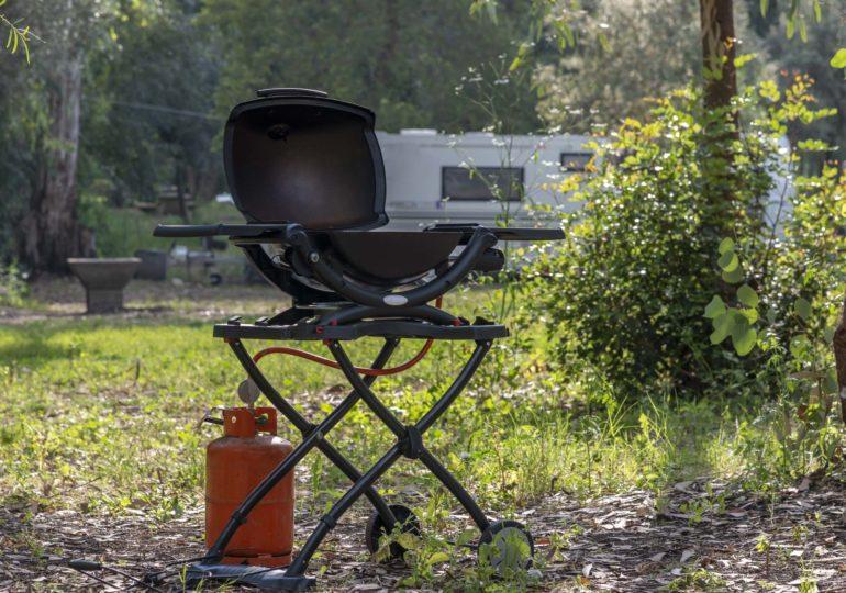 Camping Gasgrill - Kompakter Begleiter bei Ausflügen